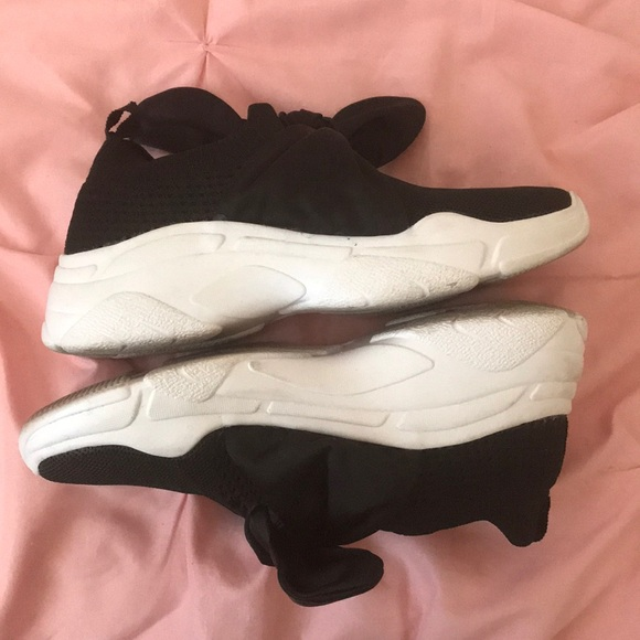 Forever 21 Shoes - Black Sneakers